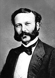 Henry Dunant um 1860